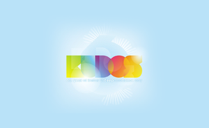 kudos beach 6 years logo by alextass
