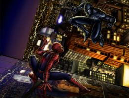 Spiderman by Allagea