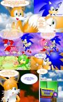SonAmy Story Page 26 by Ran-TH