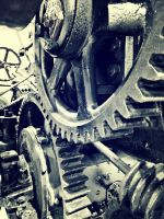 Turning Gears: Efficient Machine by TemariAtaje