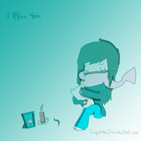 I Miss You Friend by Cupida