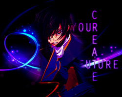 Code Geass: Lelouch Lamperouge - WALLPAPER by Silas-Tsunayoshi