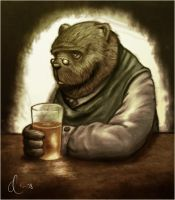 Bear Minister by muk1