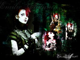 Emilie Autumn Wallpaper 3 by ladycornicula