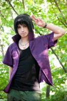 Road To Ninja : Sasuke Uchiha by proSetisen