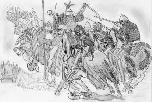 The Wild Hunt by FritzVicari