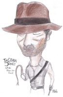 Indiana Jones by Glandrid