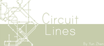 Circuit Lines by Yun-Zhen