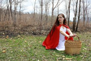 Little Red Riding Hood 4 by Anariel-Stock