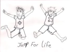 Jump for life by Bella-Who-1
