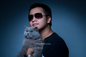 Cool Cat by cocobi-lens