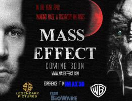 Mass Effect Film Coming Soon Legendary Pictures by RedVirtuoso