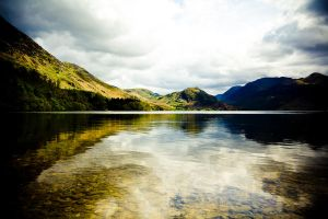Crummock Water by nicky