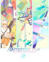 Symphonic Hue Charity Artbook Preview by jinzilla