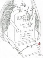 Tribute to Abby by Creatortrent
