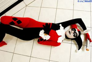 Harley Quinn,pleased to meetcha! by MelodyZombie