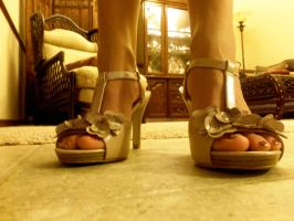 Real Heels by bumble1020