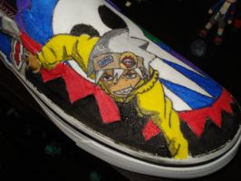 Soul Eater Shoes for Micah - 6 by digital-strike