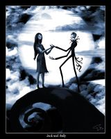 Jack and Sally by Lord-FSan