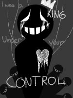 King Under Your Control by 1NK-SH9D0W