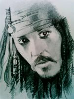 Jack Sparrow, Captain 2 by phantomphreaq
