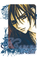 Kaname Kuran Stamp -Dream- by Lady-Burlesque
