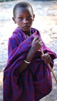 The Maasai Children I by yell1