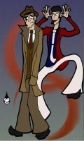 Lupin the 3rd by kingofsnake