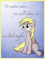 Our Little Muffin by bigponymac