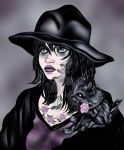 Tattoo witch SGG by sallygilroy