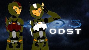 We Are ODST a by Cinn-Ransome