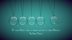 Sir Isaac Newton Quote by RSeer