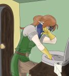 [SA] Sidequest: cleaning up the bathroom by just-me14