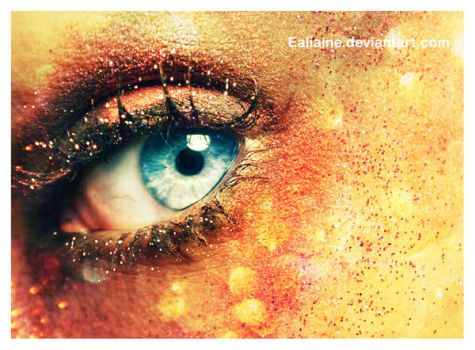Window to the soul by Ealiaine