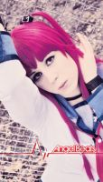 ANGEL BEATS! - Yui Nyan Cosplay by K-I-M-I