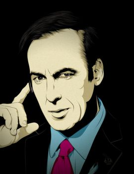 Better Call Saul by craniodsgn