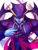 Jedah - Tribute Submission by BonsaiMechaGirl