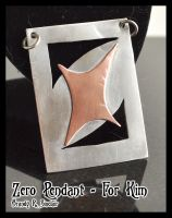 Zero Pendant by crazed-fangirl