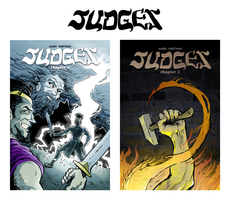 Judges' Covers and Logo by MarkHartman
