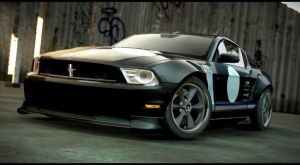 Ford Mustang Boss 302 v2 by jd896