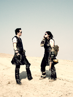 Fallout - Desert Conversations by Without-Reality