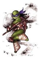 .: Donatello :. by xSkyeCrystalx