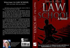 Book Cover for Law School by O-five