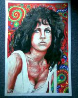 Grace Slick Woodstock 1969' by gonzales7