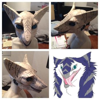Yurei Head Form (outdated!) by Shadow-Dragon27