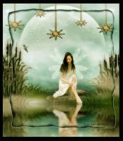 Reflection by FairieGoodMother