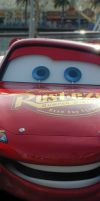 Lightning McQueen by Trish2