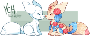 YCH Pillowing Cheebs {OPEN} by maze