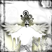 Me...angel of you... :G: by Alpipi