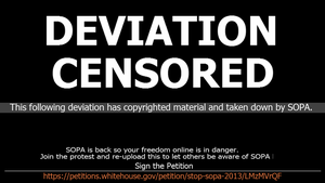 Stop SOPA 2013 by Mommy-of-Ein